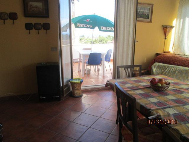 kitchen/living room - terrasini sicily oceanview airport pickup - Cinisi - rentals