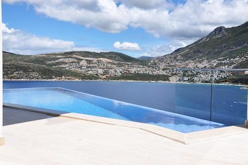 (009VA) 6 bedroom amazing villa - Image 1 - Kalkan - rentals