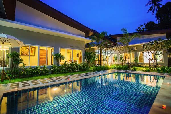 Luxury Villa Residence in Ao Nang, Krabi - Image 1 - Ao Nang - rentals