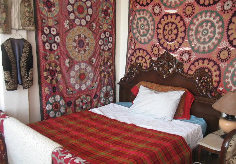 Seaside double bedroom - Istanbul Old City Samatya Seaside Hideaway - Istanbul - rentals