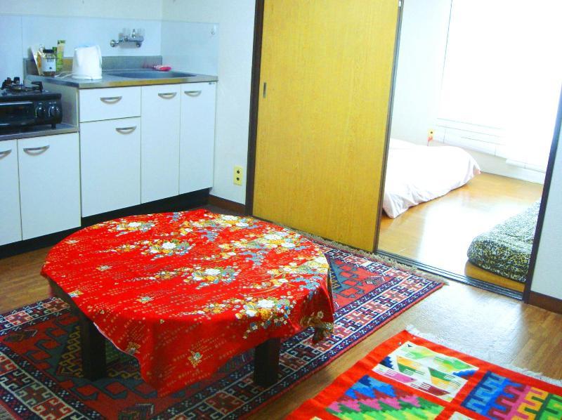 dining kitchen - 2-4 Sleep 35 sq.meter apartment in central Tokyo - Shinjuku - rentals