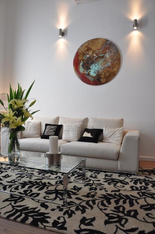 Living 1 - Luxury 2Bedroom Apart.102PrivateTerrace/Port Views - Montevideo - rentals