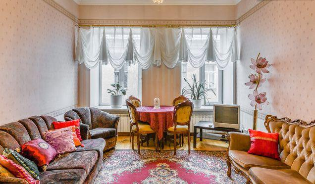 Spacious 3Bedrooms apartment in the Golden Triangle - Image 1 - Saint Petersburg - rentals