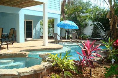 Pool 1 - BLUESKY - Holmes Beach - rentals