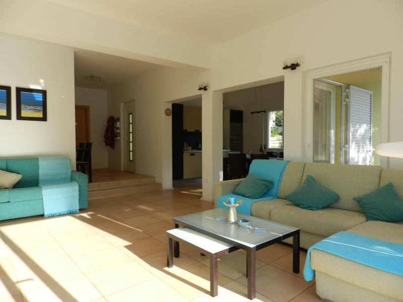 Living room - Contemporary 2 storey house with private pool - Labin - rentals