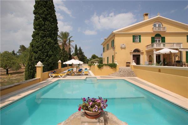 10 bedroom Villa in Santa Margarita, Mallorca : ref 2209477 - Image 1 - Santa Margalida - rentals