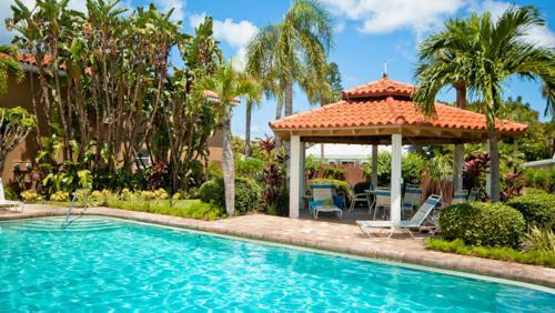 Pool 1 - CASA SIERRA 205B - Holmes Beach - rentals