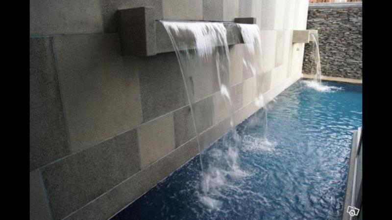 Waterfall swimming pool - 35A Luxury 3 br house, private sw. pool - Kamala - rentals
