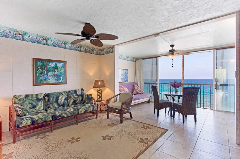 ABSOLUTELY OCEANFRONT KONA MAGIC SANDS - Image 1 - Kailua-Kona - rentals