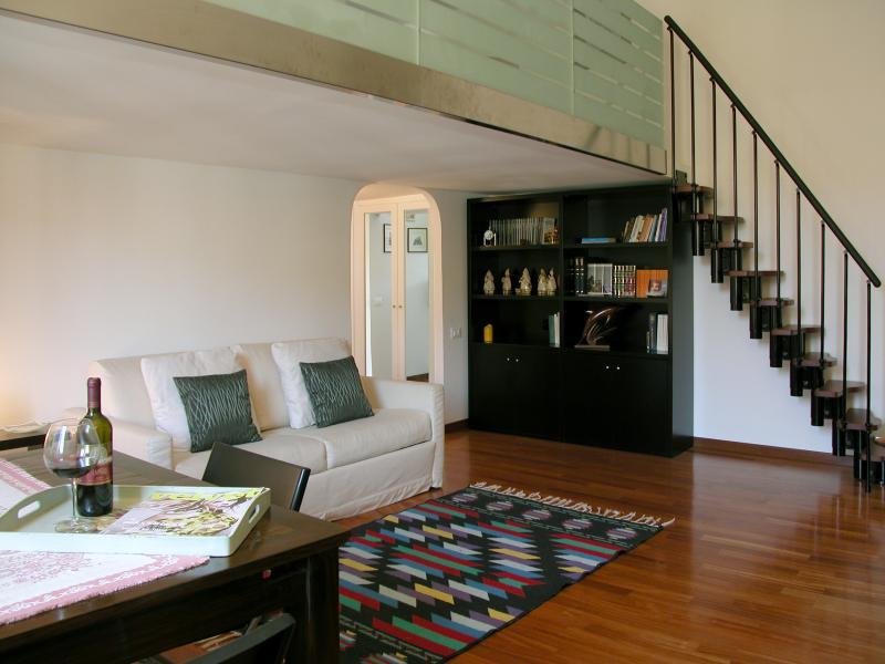 Living room - EROI BIS - Vatican City - rentals