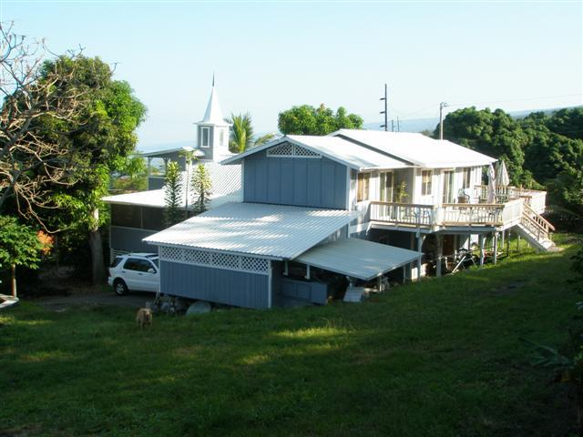 REMODELED CHURCH - Beautiful Hawaii Coffee Country Guest House - Captain Cook - rentals