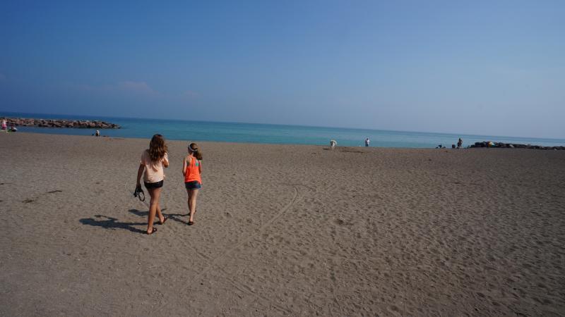 Beach just 12 homes away - ---TORONTO  BEACHES!  2 bedroom - Steps to beach - Toronto - rentals