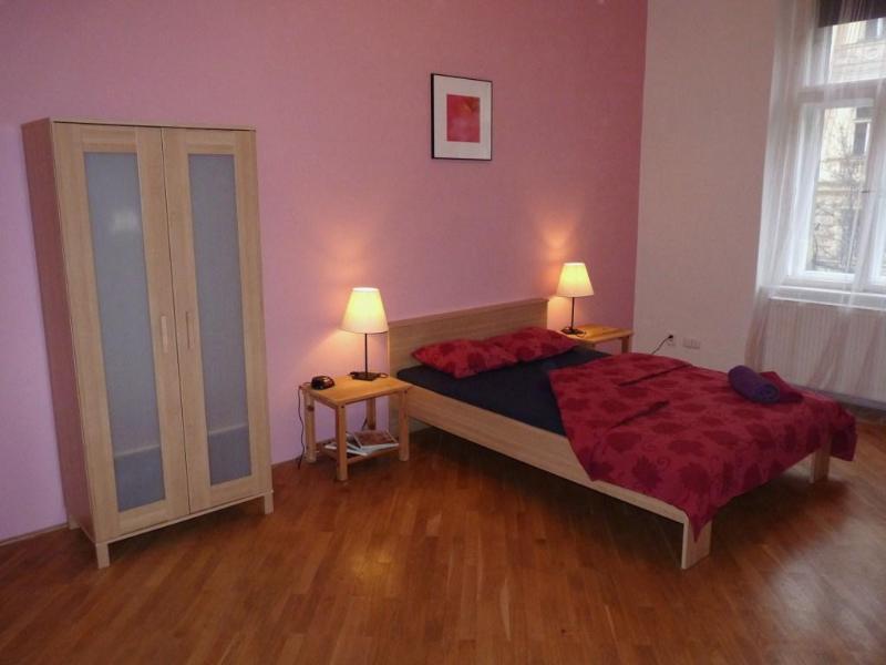 Master Bedroom - Crown Apartment - Prague - rentals