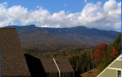 3BR, 3BA Overlook at Topnotch Resort & Spa with Fantastic View of Mt - Image 1 - Stowe - rentals