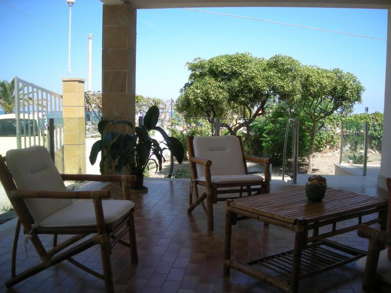 Villa on the beach - Image 1 - Castellammare del Golfo - rentals
