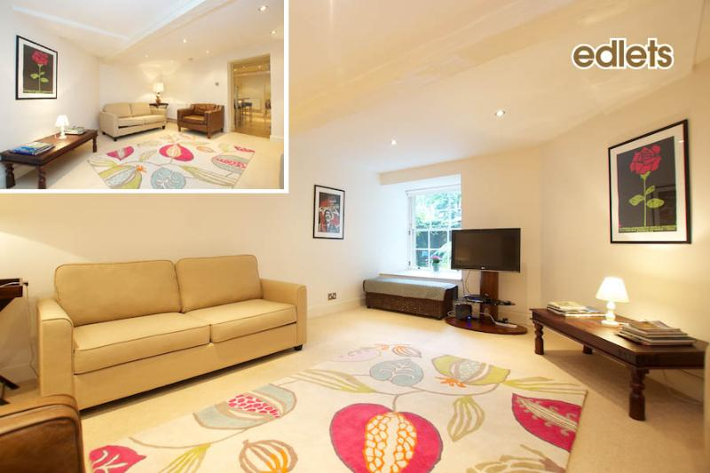 Living Room - The Dundonald Apartment - Edinburgh - rentals