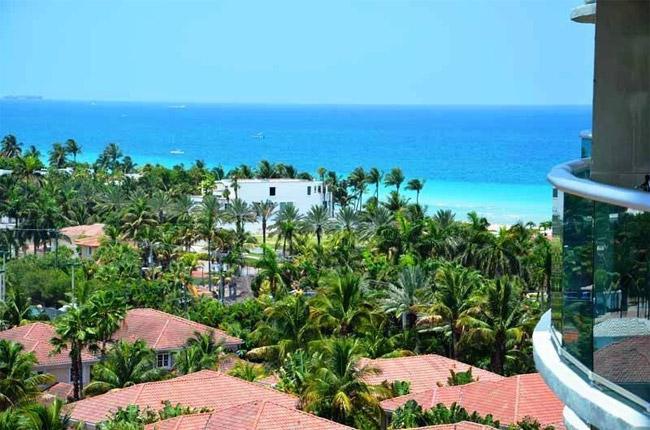 Ocean View Condo - Luxury 1 BR / 1.5 BA Ocean View Condo - Golden Beach - Sunny Isles Beach - rentals