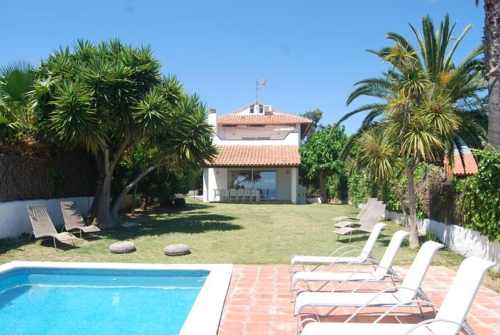 VALPINEDA SEA VIEW. Villa renovated in 2012, great - Image 1 - Sitges - rentals