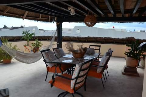 TERRACE - Mexico, Playa Del Carmen, Centro Penthouse FOR REN - Playa del Carmen - rentals