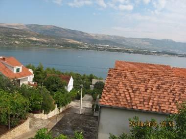 A2(4): terrace view - 2430 A2(4) - Mastrinka - Arbanija - rentals