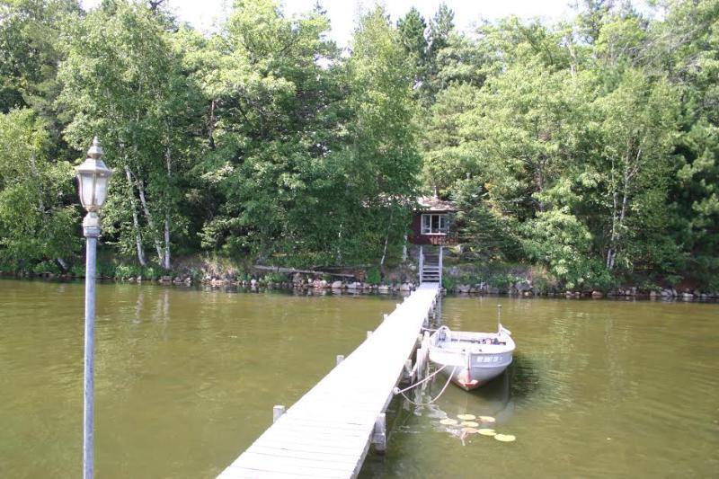Lake Front Cabin in Pelican Lake WI - Image 1 - Pelican Lake - rentals