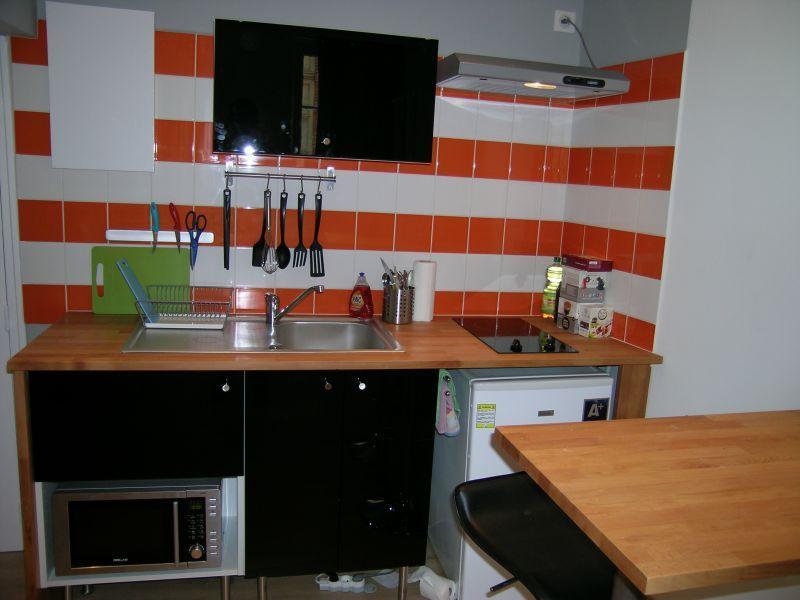 Designed studio amid Carmes quarter - Image 1 - Toulouse - rentals