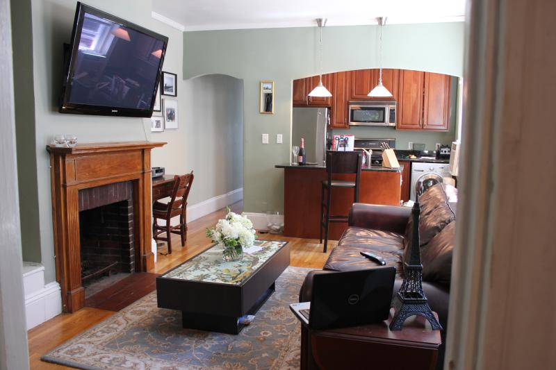 We love our little unit and think you will too! - Beacon Hill 1 Bedroom - Romantic Stroll Ready - Boston - rentals