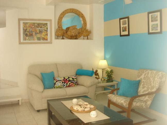 Living Area - Superb Affordable Apartment -Nr Beach/Free WiFi - Barbados - rentals