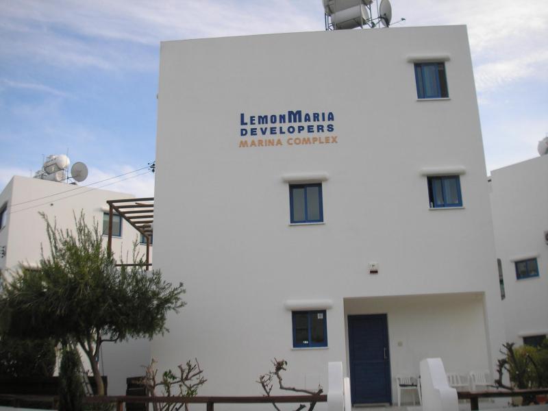 Front entrance - CYPRUS-PAPHOS Detach 4 bedroom Villa garden & pool - Paphos - rentals
