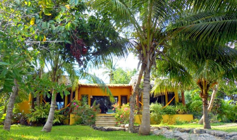Casa from Laguna - Luxurious Romantic Getaway - Laguna Bacalar MEXICO - Bacalar - rentals