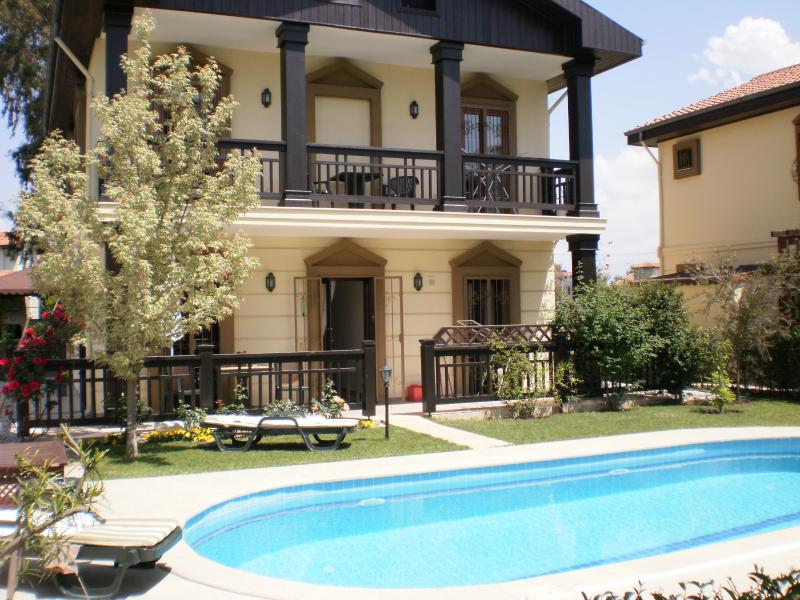 Pool is private, solely for your party - Calis Houses villa apt. Calis, with privacy - Fethiye - rentals