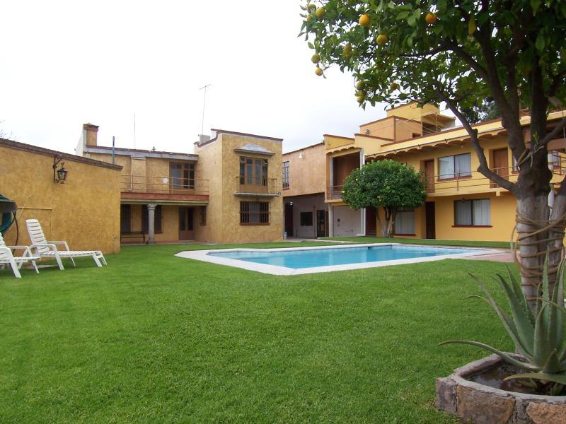 Main House Exterior - Tequisquiapan vacation rentals. - Queretaro - rentals