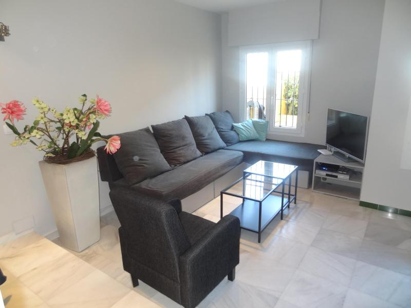 living room - Tarifa house near the beach - Tarifa - rentals
