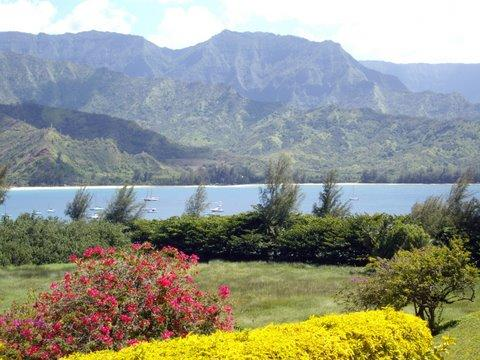 HBR sunset - 1 Bedroom luxury Hanalei Bay Resort + amazing view - Princeville - rentals