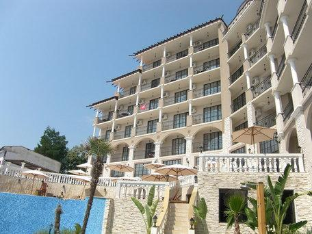 Apt D4A3 is on Floor 5 of 6. - Exclusive 2 Bedroom Self Contained Apartment. - Burgas - rentals