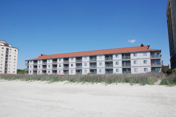 Chateau by the Sea building - Cozy Oceanfront 2 Bedroom in North Myrtle Beach! - North Myrtle Beach - rentals