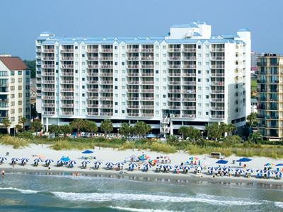 Luxurious Oceanfront Vacation Unit for Rent - Image 1 - North Myrtle Beach - rentals