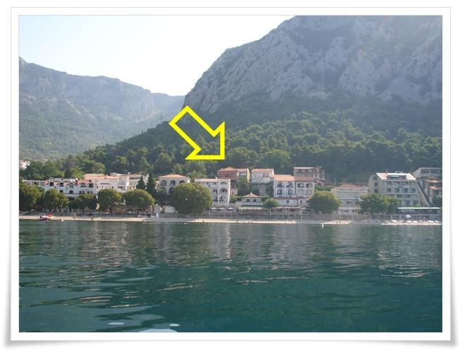 The House from the Sea - Studio apartment Mirjana - Gradac - rentals