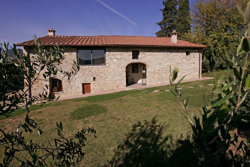 Beautiful Large Villa Near Florence Next to Famous Winery - Casa Rufina - Image 1 - Pontassieve - rentals