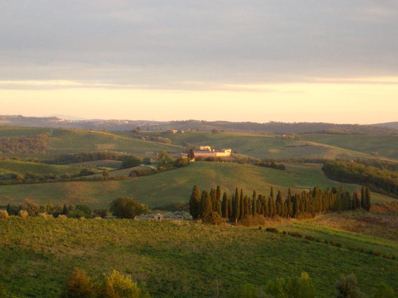 Farmhouse Rental in Tuscany, Castellina Scalo - Rosalia 3 - Image 1 - Castellina In Chianti - rentals