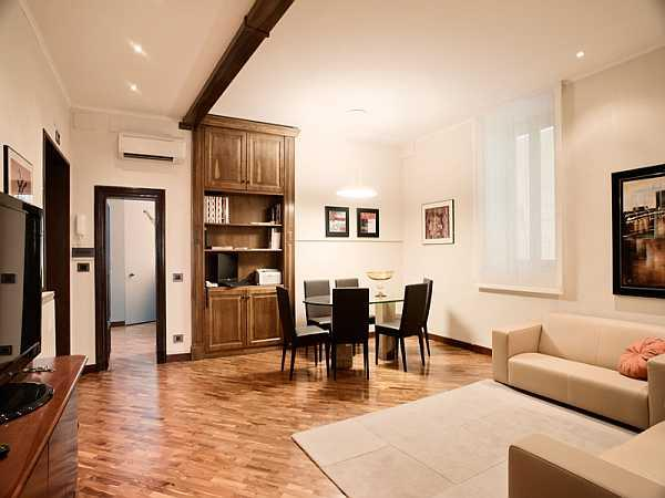 Apartment in Rome Near the Piazza della Republica - Vesta - Image 1 - Rome - rentals