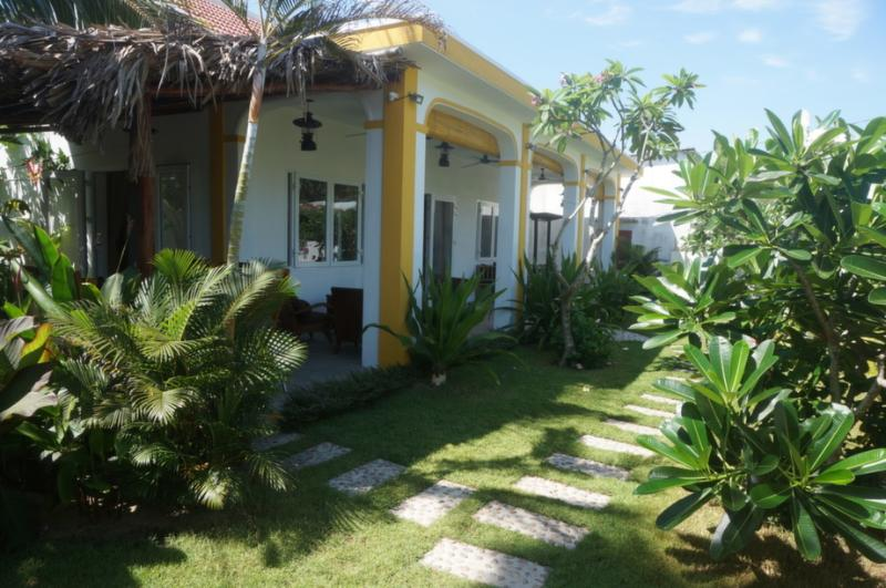 B's Beach Bungalow - Be's Beach Bungalow, An Bang Beach, HoiAn - Hoi An - rentals