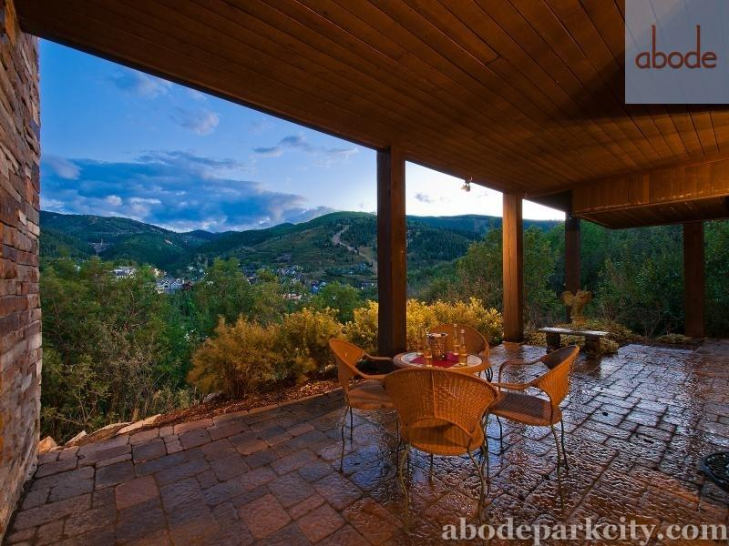 Breathtaking views from private deck - Abode on Mellow Mountain - Park City - rentals