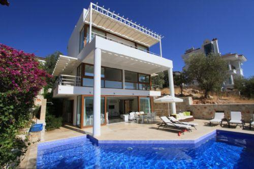 White Dream Villa - - Image 1 - Kalkan - rentals
