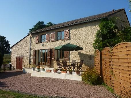L'Hirondelle Gite and terrace - Rural stone built holiday home - Saint-Mathieu - rentals