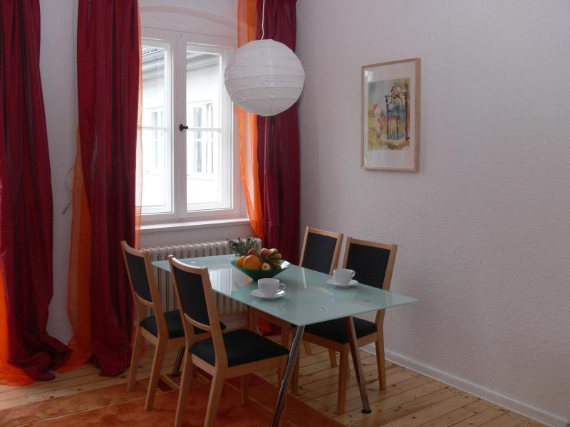 Dining place - Grazer Gärten, Central, sunny, quiet, comfortable - Berlinchen - rentals