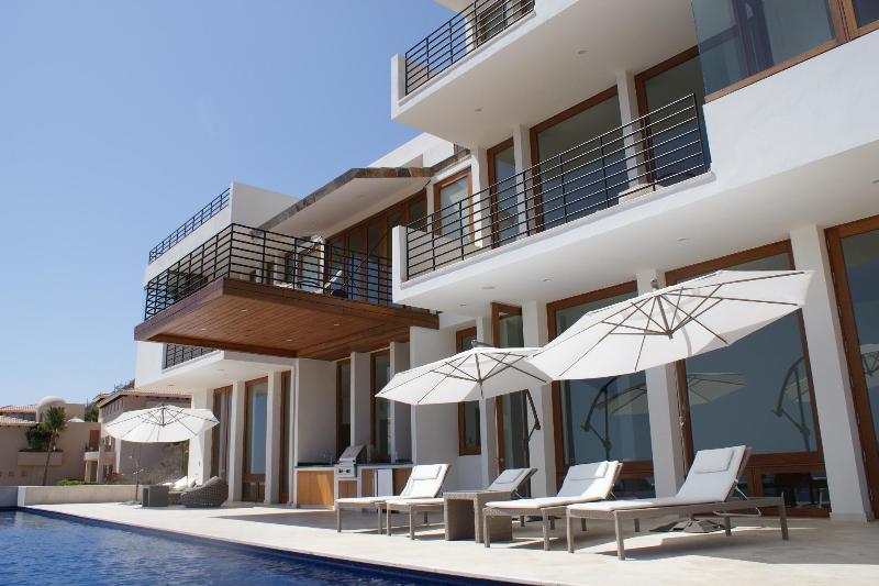 The Front of the Villa - Villa Ventana al Cielo, in Cabo San Lucas - Cabo San Lucas - rentals