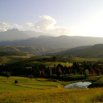 The Champagne Valley - Cathkin Cottage - uKhahlamba-Drakensberg Park - rentals