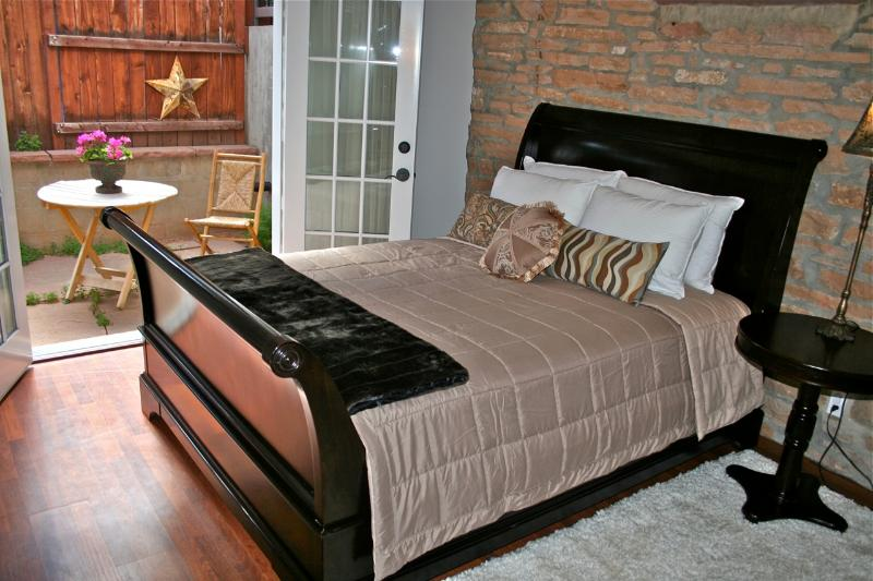 Bedroom #1 - Luxury Homebase in Downtown Boulder - Boulder - rentals