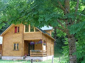 Lodge House Tara, Kolasin - Log House Tara in Kolasin, Northern-Mountains, Montenegro - Kolasin - rentals